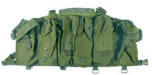 Chest rig olive
