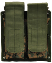 M16/AK47 Double Pouch for Vest